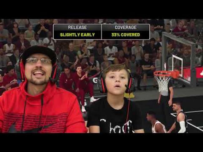 NBA 2k20 -  DUDDZ vs CHASE (FGTEEV Unlisted Gameplay)