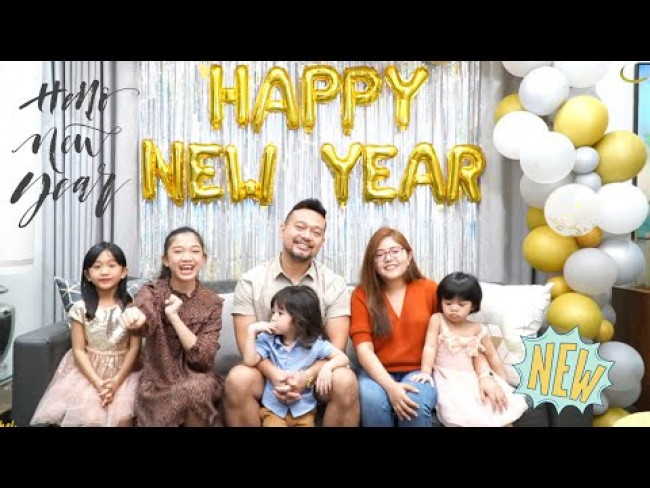 NEW YEAR CELEBRATION 2021 | KAYCEE & RACHEL in WONDERLAND FAMILY