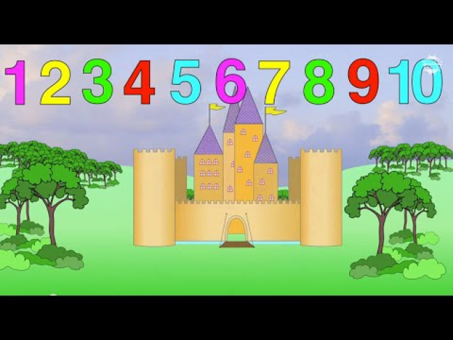 NUMBERS! Family Fun Pack Sings Nursery Tracks