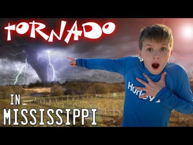 Ocean Emergency & Tornado!!