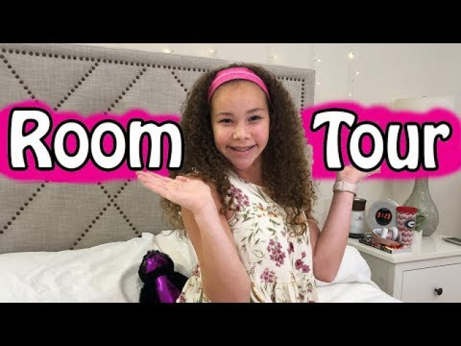 Olivia's SUMMER ROOM TOUR!!