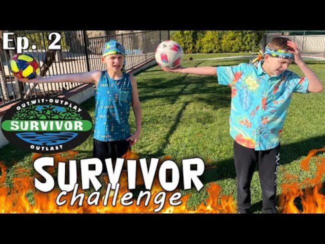 Outdoor Survivor Challenge Ep. 2 - The Blindside