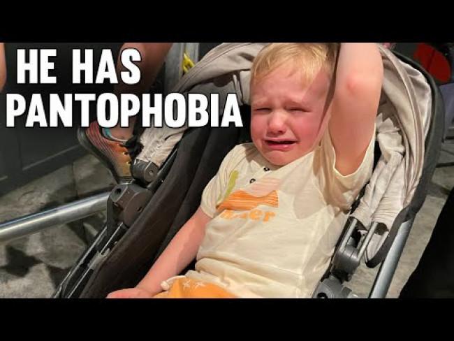 Owen Has Pantophobia :(