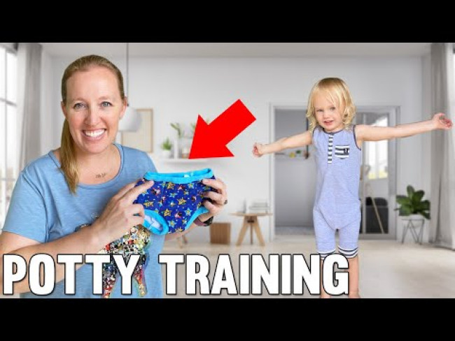 Potty Training!!