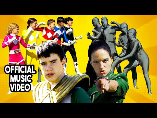 Power Rangers Evil Rita Official Music Video