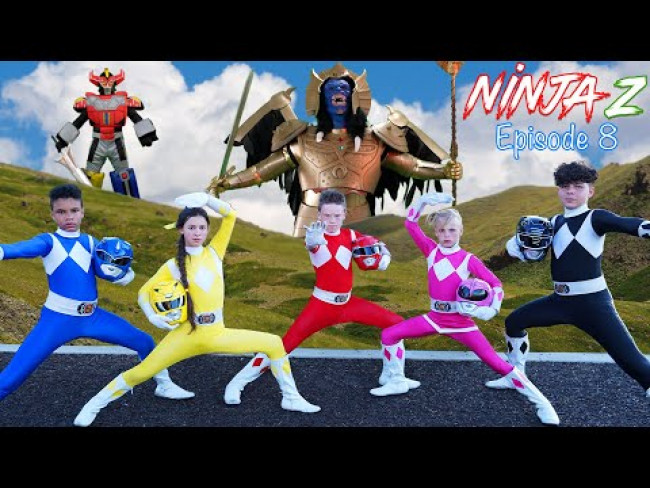 Power Rangers Ninja Z! Episode 8