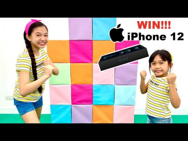 PUNCH THE BOX AND WIN IPHONE 12 PRO MAX