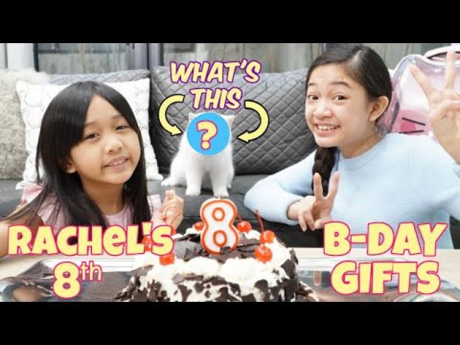 Rachel's Birthday Gift Opening 2020
