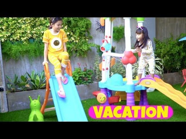 RACHEL'S Vacation Routine