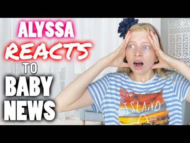Reacting to Having a New Baby!