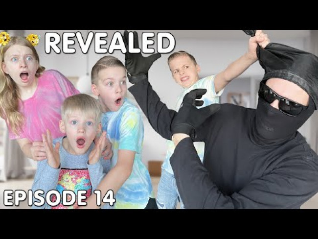 Revealed! The Cursed Babysitter Ep. 14
