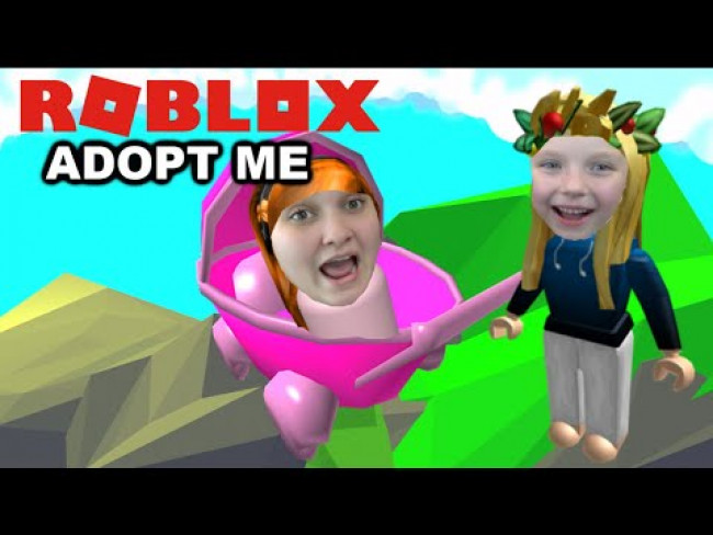 ROBLOX adopt me! PARTIES and EXPLORING! Family GAMING! The TOYTASTIC SISTERS.
