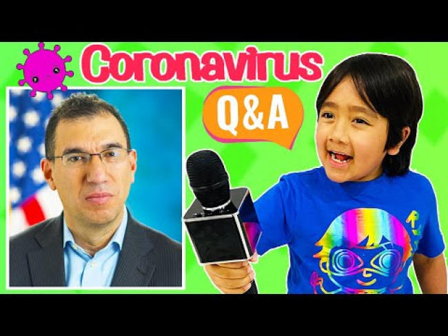 Ryan Interviews Health care Expert About Coronavirus. Let's Learn How we can help each other.