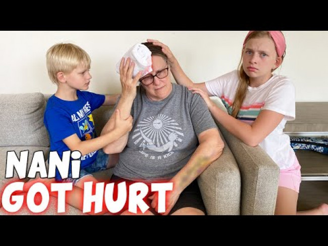 Scary Head Injury! || Mommy Monday