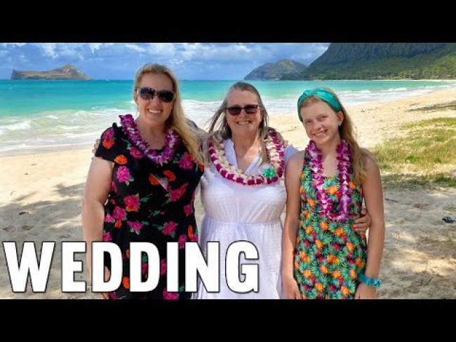 Secret Wedding!!