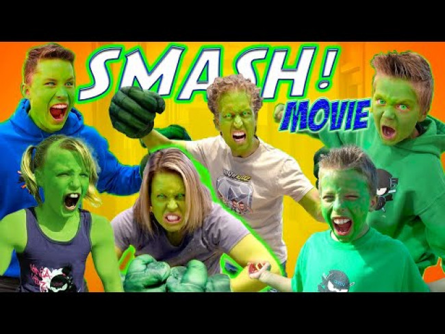 SMASH! Super Team-UP! Movie
