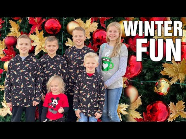 Snow Tubing, Ice Skating, THRILL Rides Family Fun Pack Winterfest FUN!!