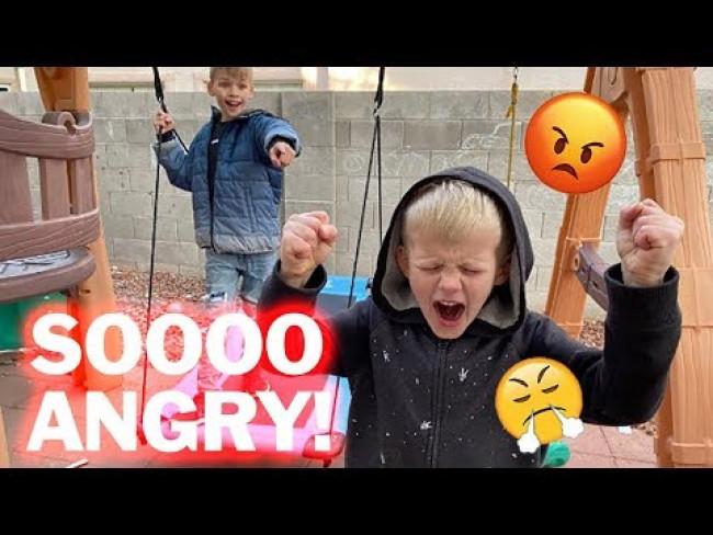 SO ANGRY!!