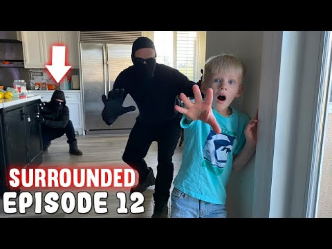 Surrounded! The Cursed Babysitter Ep. 12