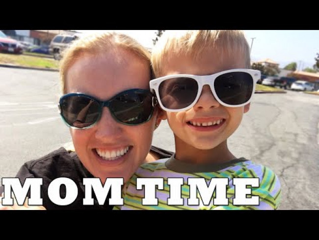Swimming & Shoe Shopping || Mommy Monday