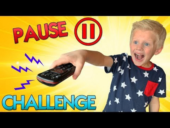 The Pause Challenge Switchup