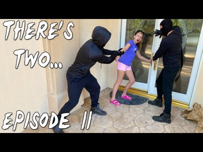 There's Two! The Cursed Babysitter Skit Ep. 11