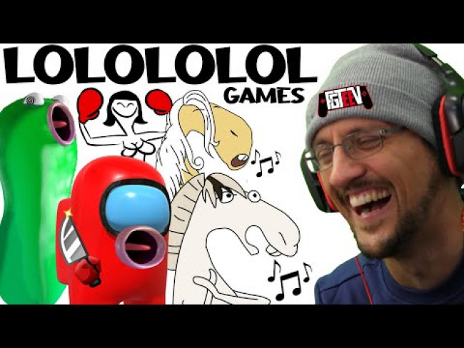 These GAMES had me Laughing Hard!!