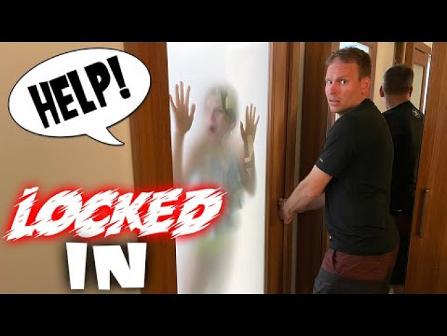 Trapped in Our Hotel!!!