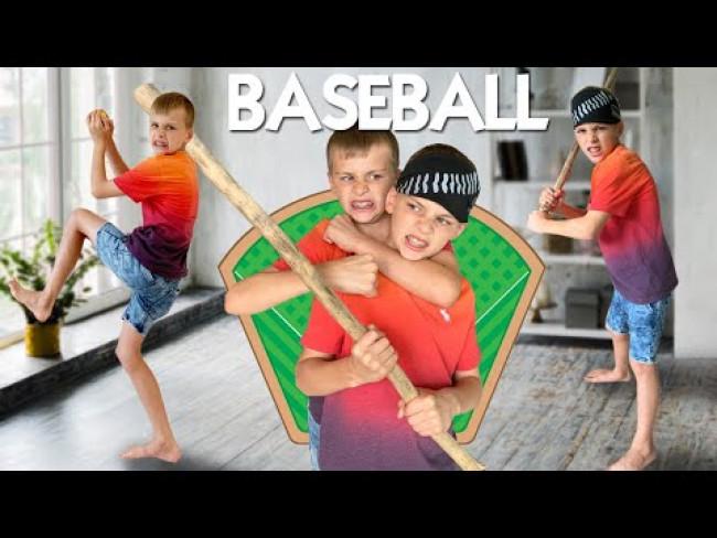 Twin vs Twin Baseball Challenge Gone Wrong!!