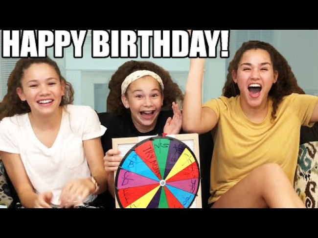 We'll Buy Anything You Spin!! | Birthday Edition