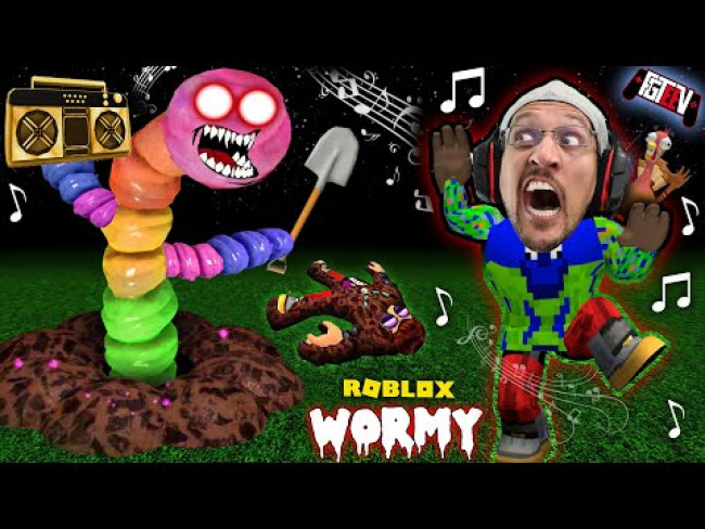 WORMY ROBLOX - FULL TITLE COMING SOON! :)